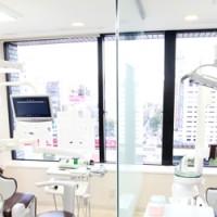 日航ビル歯科室の診療室風景