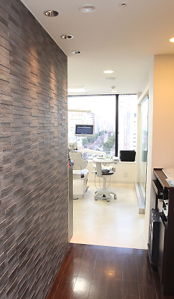 日航ビル歯科室の院内イメージ