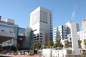 川崎日航ホテル6階